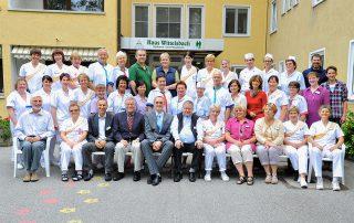 Ansprechpartner im Seniorenheim Wittelsbach