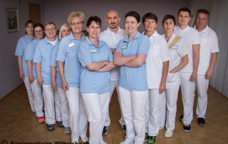 Betreuung und Beschäftigung im Haus Wittelsbach