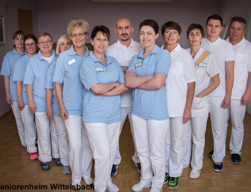 Internationaler Tag der Pflege am 12.Mai