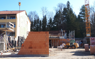 Neuer Anbau Haus Wittelsbach