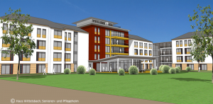 Um- und Neubau Haus Wittelsbach