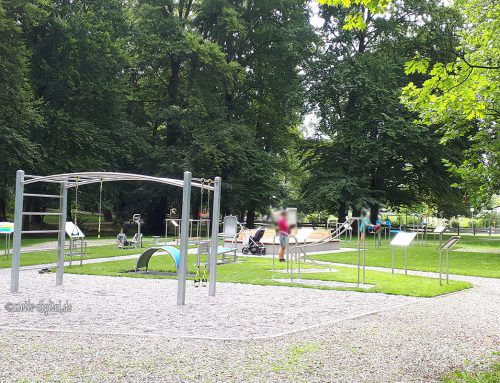 Mehrgenerationenparcours im Kurpark Bad Aibling