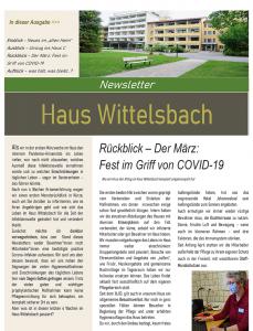 Newsletter - Ausgabe 1