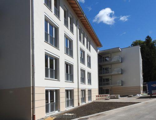 Der Neu – Anbau am Haus Wittelsbach