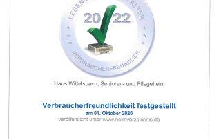 grüner Haken für das Haus Wittelsbach