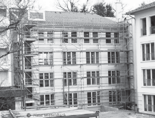 Sanierung Haus B Haus Wittelsbach
